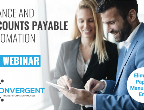 Live Webinar – Finance & Accounts Payable Digital Automation