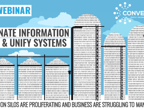 Live Webinar – Intelligent Information Management & Eliminating Information Silos
