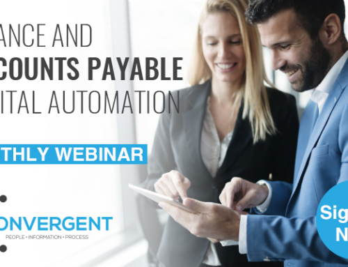 Monthly Finance and Accounts Payable Webinar