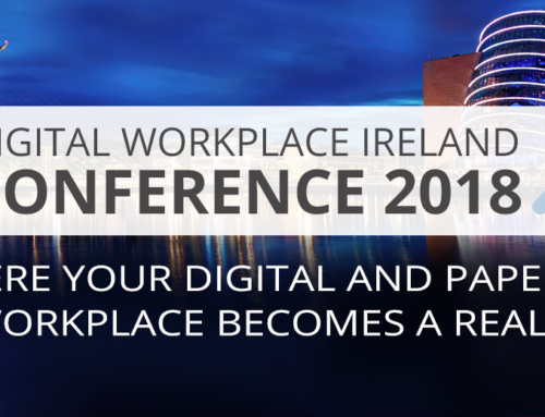 Convergent to Sponsor Digital Workplace Ireland Conferences 2018