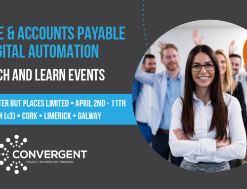 Finance & Accounts Payable Digital Automation – Nationwide Lunch and Learn Events